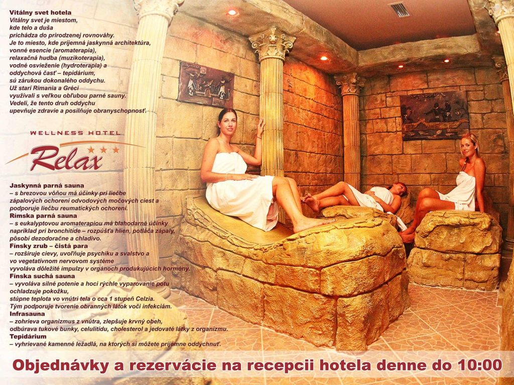 hotelrelax-oznam
