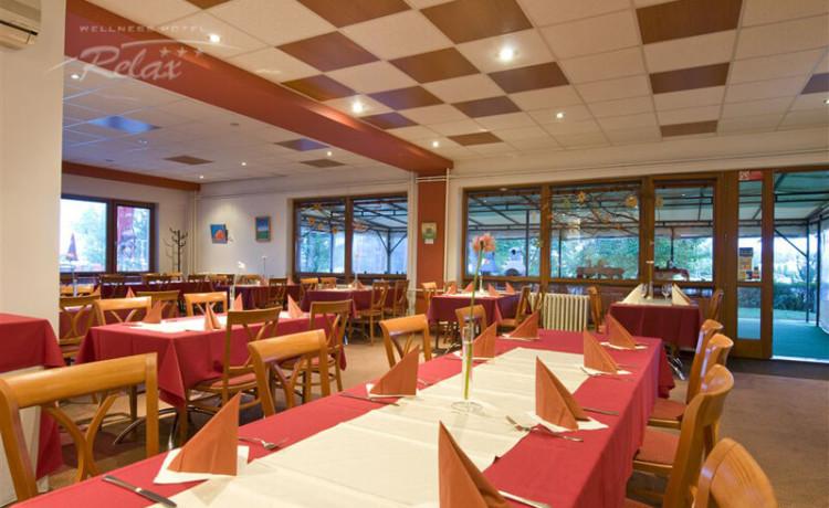 Hotel Relax Senec Reštaurácia