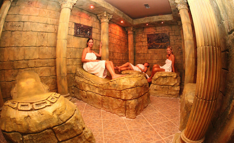 Hotel Relax Senec vitalny svet